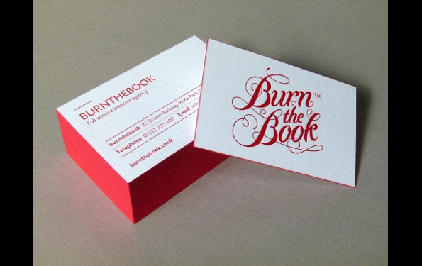 35 Awesome Double Sided Business Cards Slodive