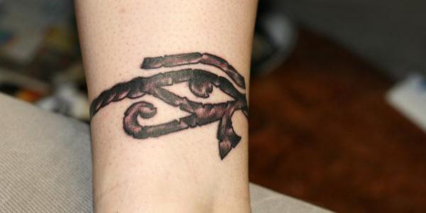 cool eye of horus 25 Awesome Eye of Horus Tattoo Designs