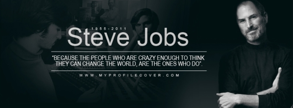 steve jobs 30 Free Facebook Timeline Cover Backgrounds