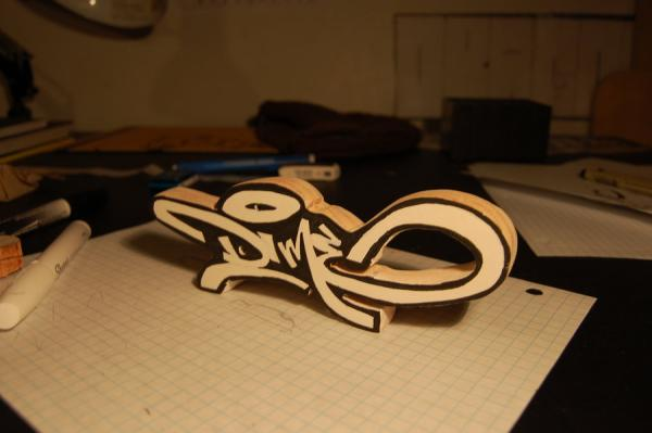 3d woodworking 60 Swanky Graffiti Alphabet Collection