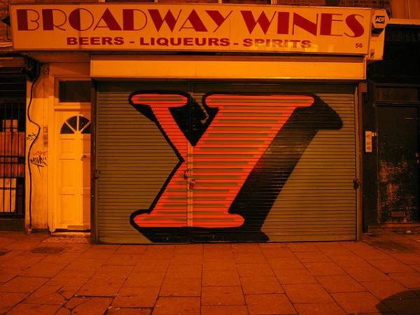 shopfront shutter letters 60 Swanky Graffiti Alphabet Collection