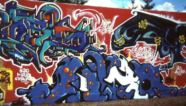 some cool graffiti 60 Swanky Graffiti Alphabet Collection