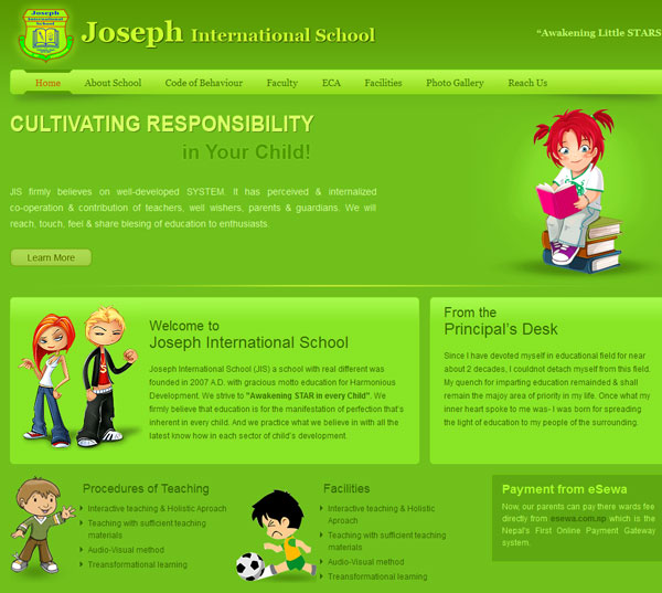 Joseph International School