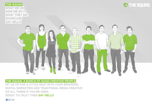 thesquad 30 Exceptional Green Websites