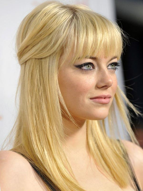 Brilliant 35 Half Up Hairstyles Which Will Add Charm To Your Personality Hairstyles For Women Draintrainus