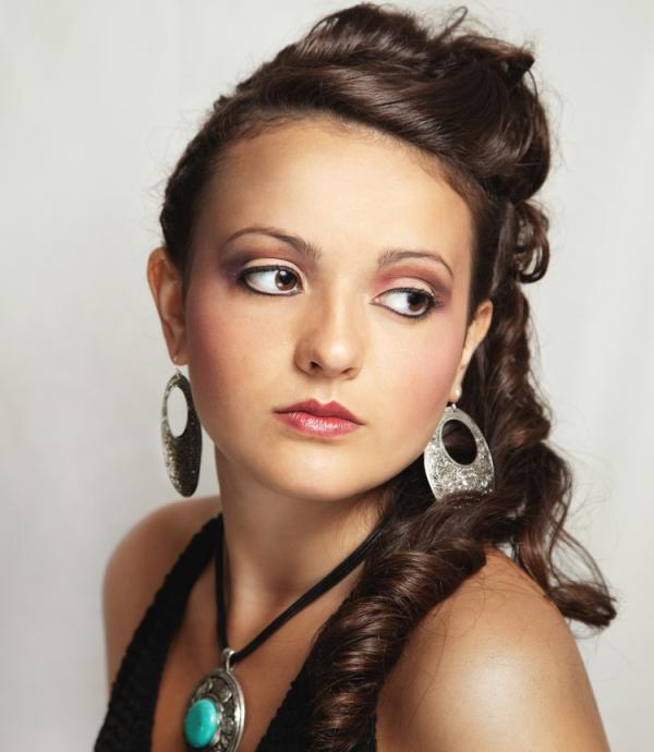 maddi hair 35 Half Up Hairstyles Which Will Add Charm To Your Personality