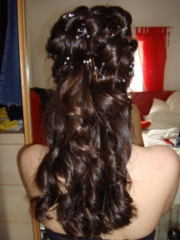 my prom hair 35 Half Up Hairstyles Which Will Add Charm To Your Personality