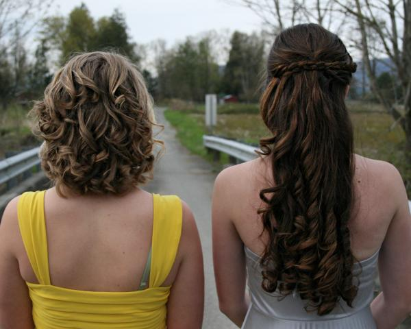 paige hair 35 Half Up Hairstyles Which Will Add Charm To Your Personality