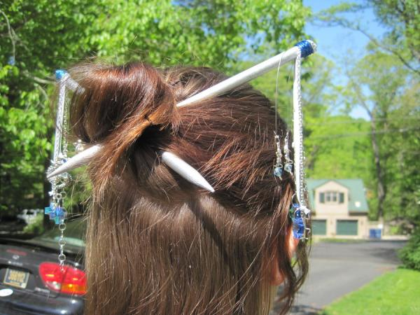 Prom Hair Sticks