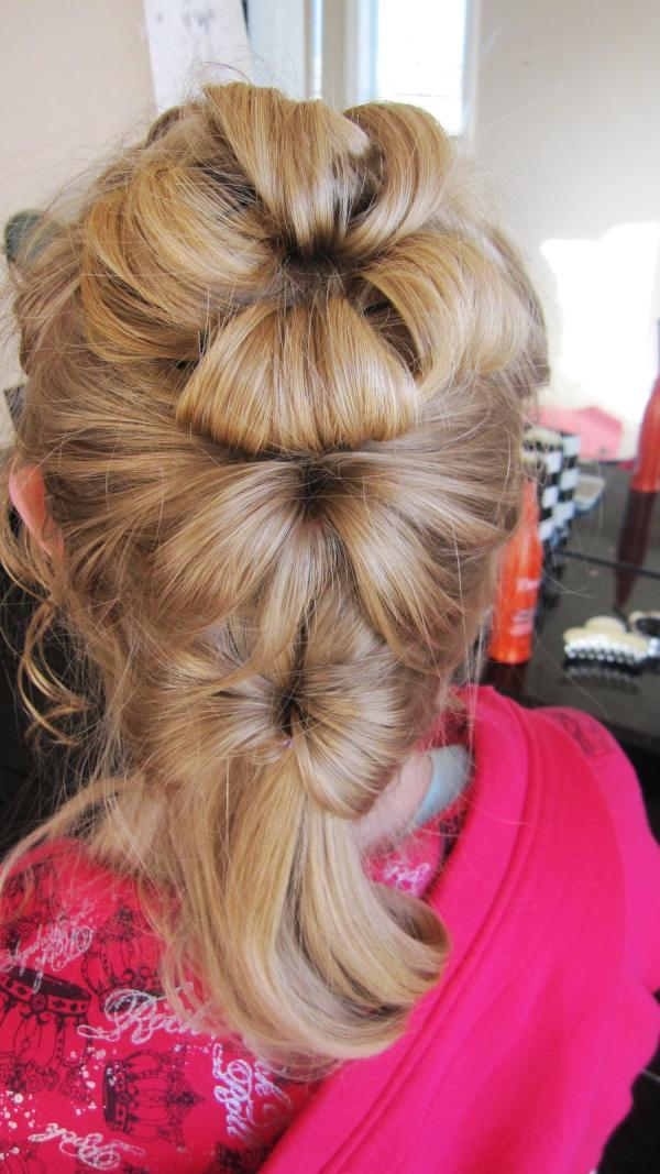 spring flower 35 Half Up Hairstyles Which Will Add Charm To Your Personality