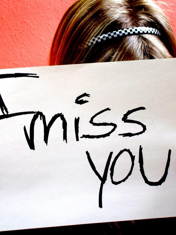 feeling like hell 30 Striking I Miss You Pictures