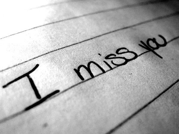 Miss her I you