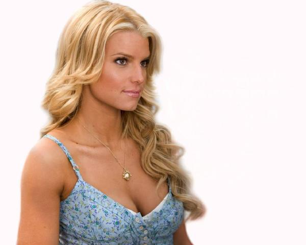 nice shot 30 Sexy Jessica Simpson Hairstyles