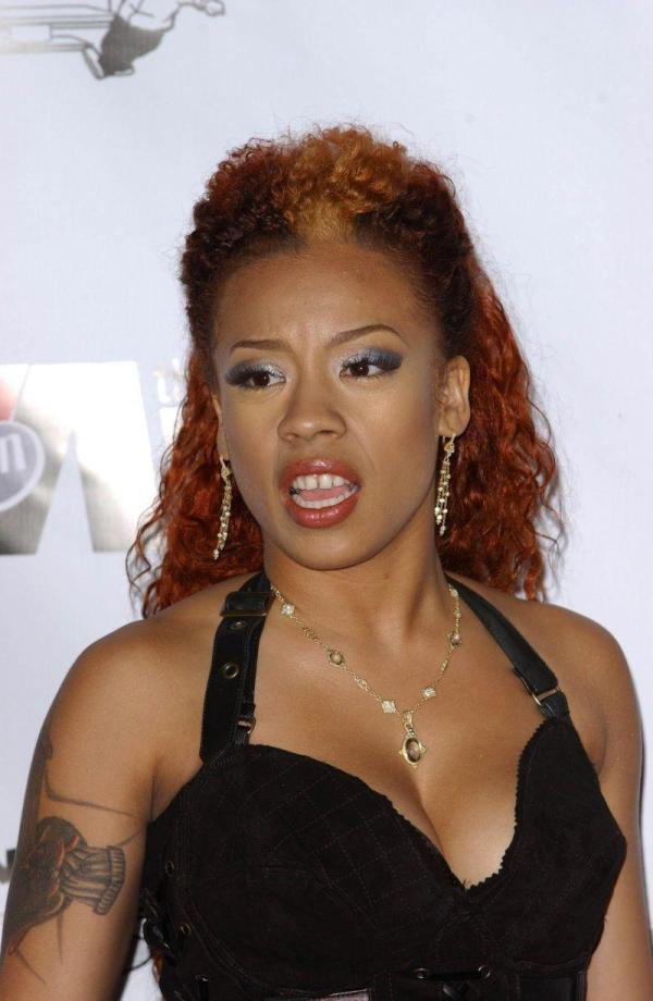 Fantastic 30 Keyshia Cole Hairstyles Which Look Simply Great On Her Slodive Short Hairstyles Gunalazisus