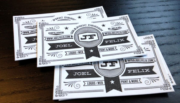 JF Business Cards