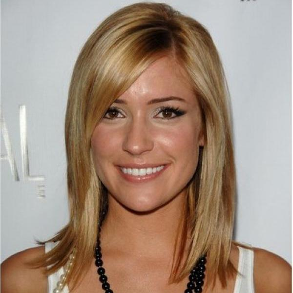 Long Bob Hairstyles 35 Wonderful Examples Browse Slodive