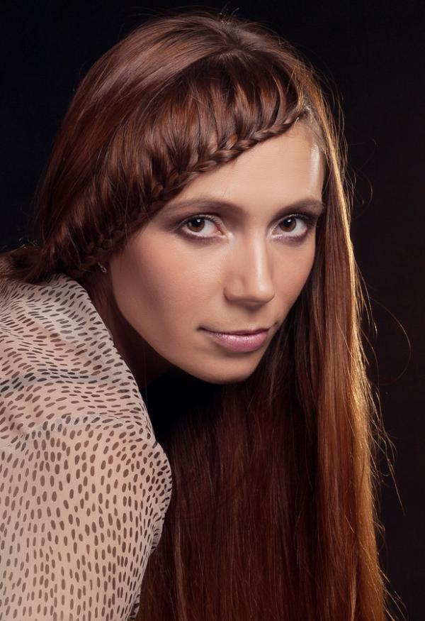 olga hairstyle 40 Drool Worthy Long Straight Hairstyles