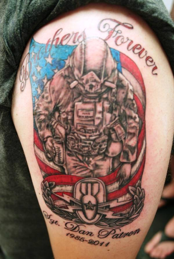 Marine Corps Tattoos - 25 Fantastic Collections