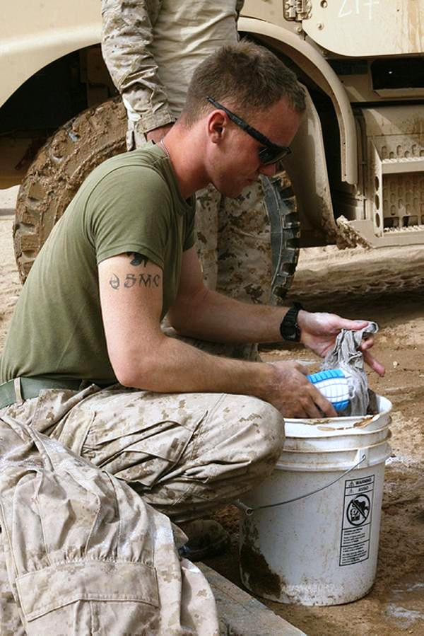 Marine Washes Laundry