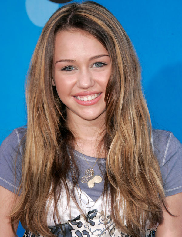 all star party 30 Miley Cyrus Hairstyles Which Look Awesome