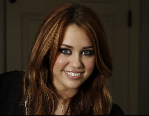 portrait 30 Miley Cyrus Hairstyles Which Look Awesome