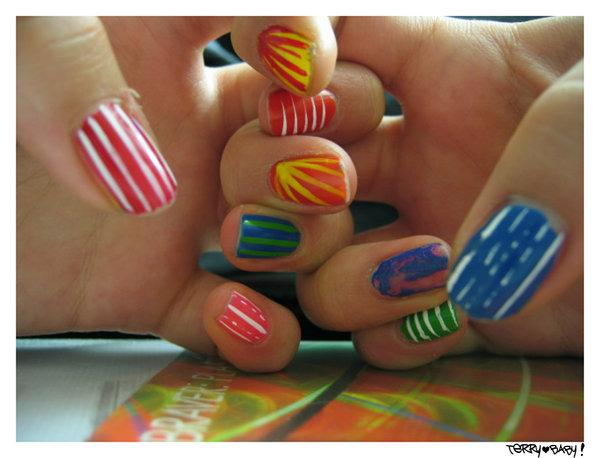 40 Exciting Nail Polish Designs Virtual University Of Pakistan