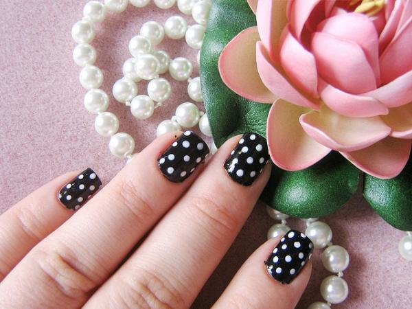 Nail Designs Dots Nail Art Designs