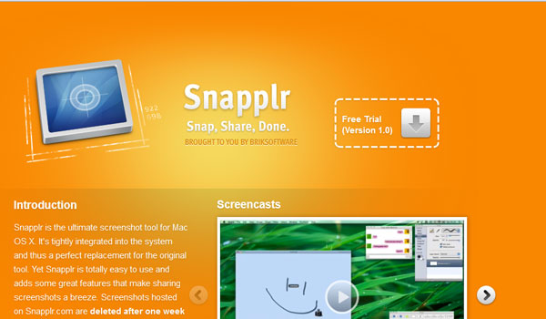 snapplr 30 Orange Website Designs Which Look Stunning