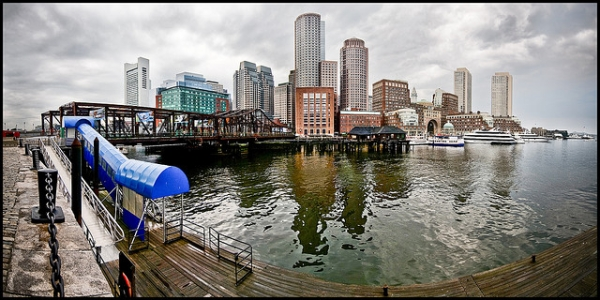 boston massachusetts 35 Breath Taking Panorama Photos