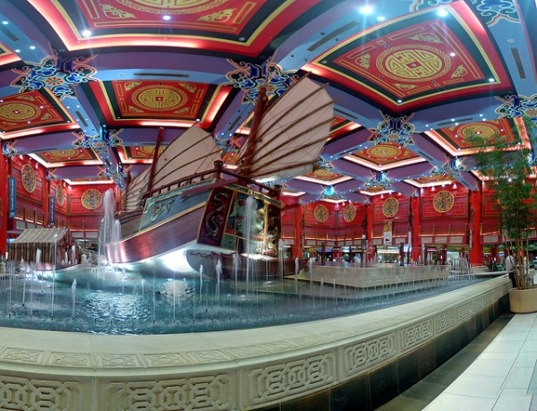 chinese hall 35 Breath Taking Panorama Photos