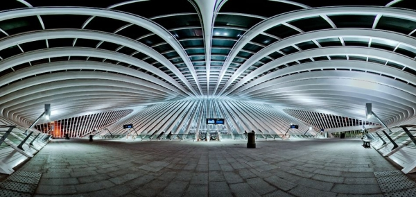 liege guillemins 35 Breath Taking Panorama Photos