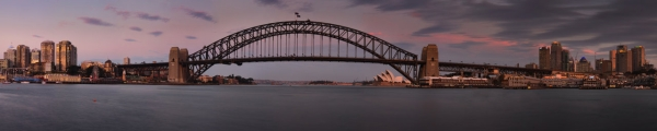 sydney harbour 35 Breath Taking Panorama Photos