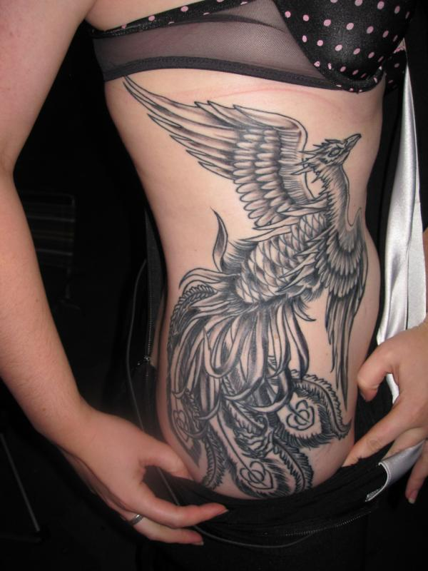excellent phoenix tattoo 50 Wonderful Phoenix Tattoo Designs