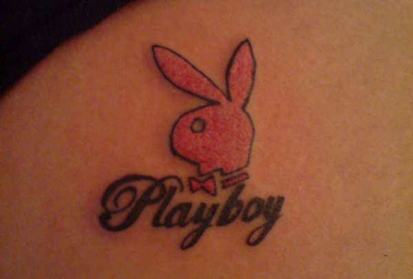 skin ink 30 Playboy Bunny Tattoos Which Look Sexy