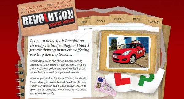 Revolution Driving Tuition