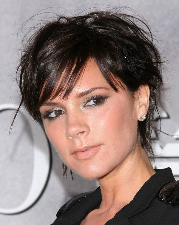 Short Shag Hairstyles Slodive 30 Nicest Celebrity Images