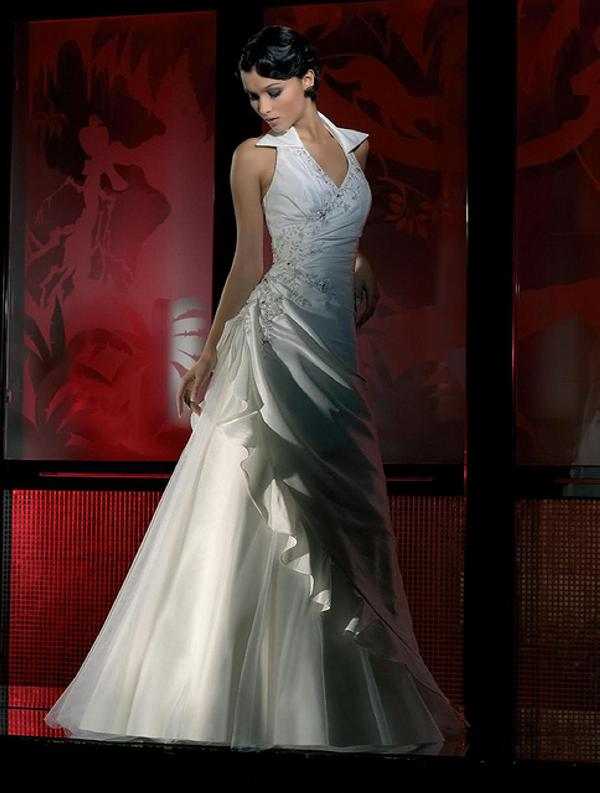 bridal dresses 30 Short Wedding Hairstyles Which Look Hot