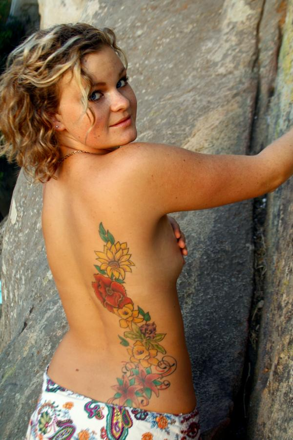 Girl Body Art