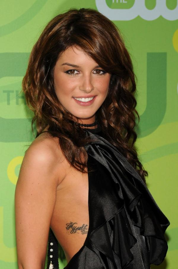 shenae grimes tattoo 80 Side Tattoos Which Are Sensational