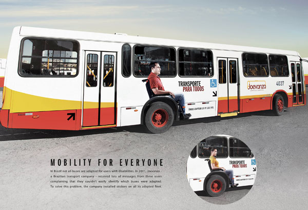 Joevanza: Mobility for Everyone