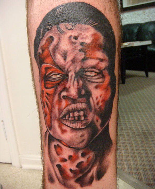 zombie 30 Stupid Tattoos You Shouldnt Miss To Check Out