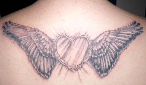broken angel tattoo 50 Stunning Tattoo Ideas For Women