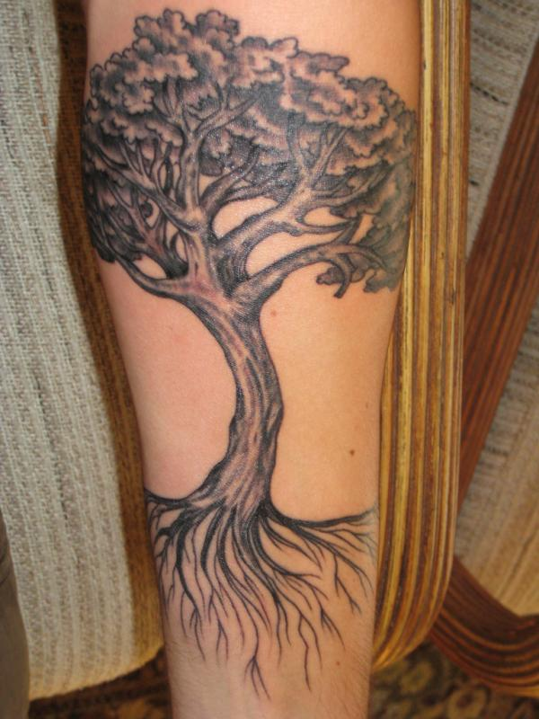 oak tree tattoo 50 Stunning Tattoo Ideas For Women