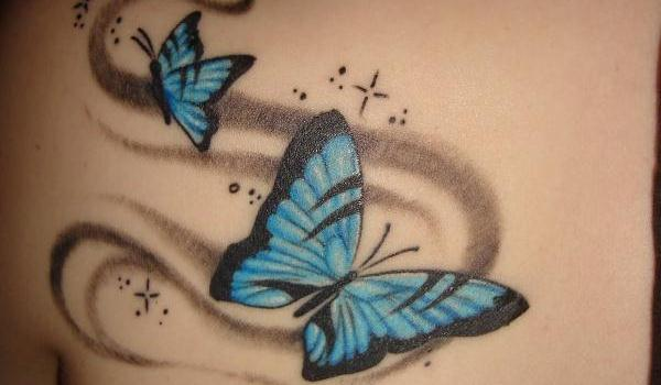 half sleeve tattoo background ideas