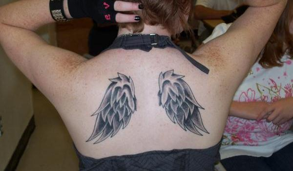 wing tattoo 50 Stunning Tattoo Ideas For Women