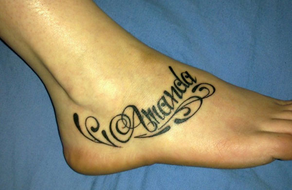 amanda 160 Tattoos Pictures Which Are Marvelous
