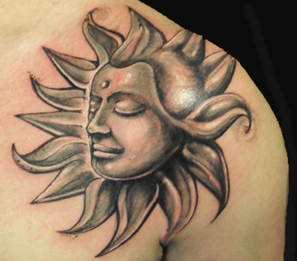 buda sun 160 Tattoos Pictures Which Are Marvelous