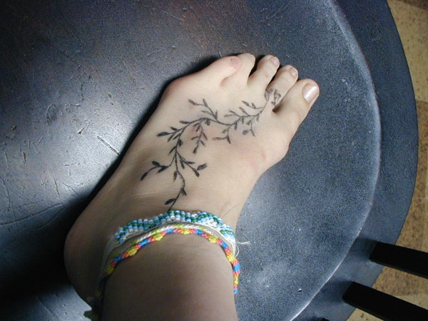 foot 160 Tattoos Pictures Which Are Marvelous