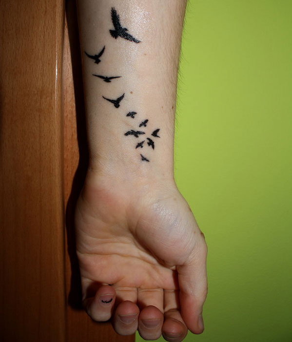 free bird 160 Tattoos Pictures Which Are Marvelous