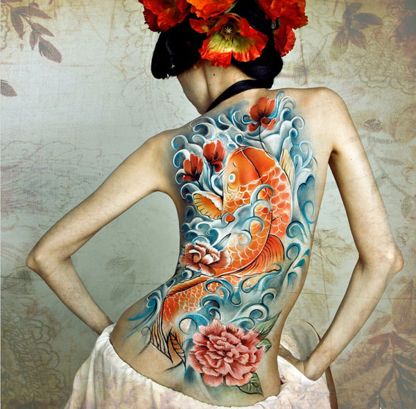 full back tattoo 160 Tattoos Pictures Which Are Marvelous